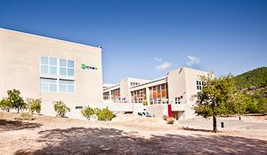 CRS4 building