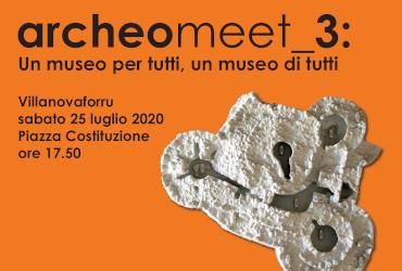 Il CRS4 partecipa all'incontro dibattito Archeomeet