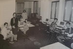 Liceo Alberti di Cagliari prima scuola d'Italia sul Web e prima in Europ