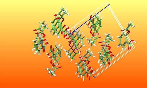 Data mining per la predizione delle proprietà fisico-chimiche dei cristalli.