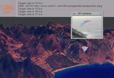 Il progetto Virtual Sardinia a WWW '96
