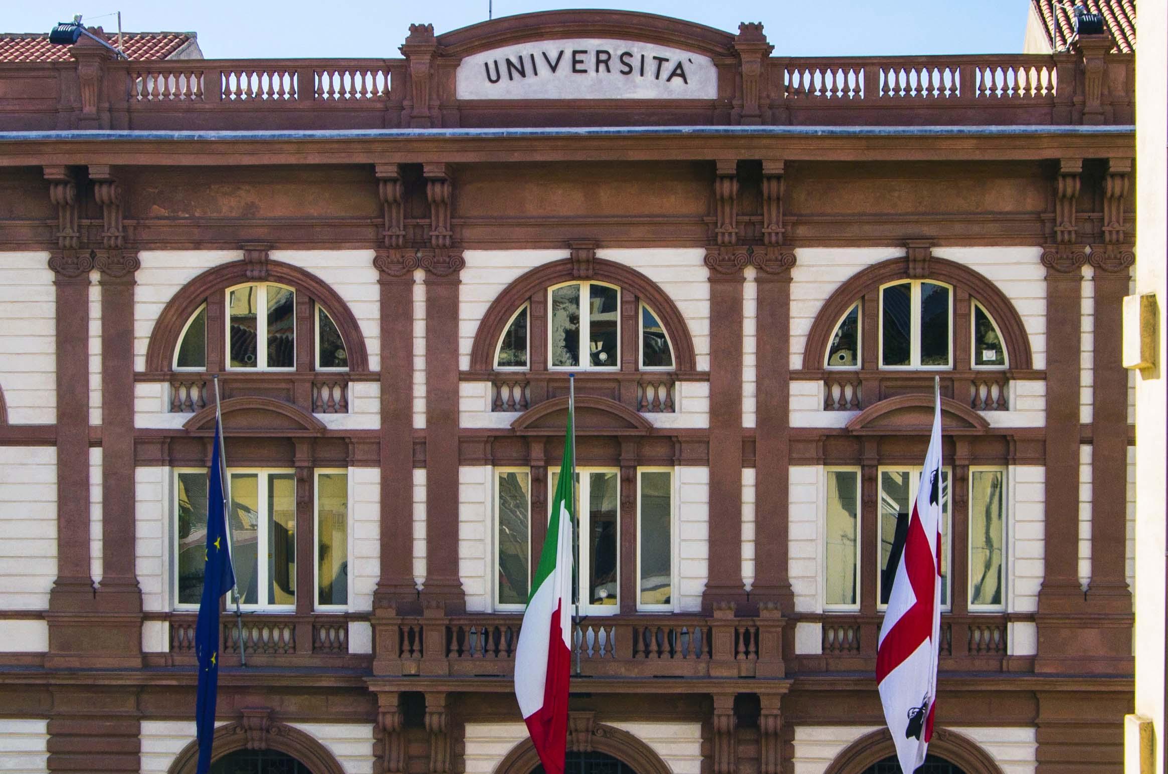 Università di Sassari, foto dell'ateneo